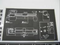 graviranje tehnicnih tablic a